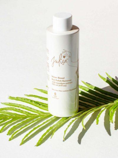 Natural Acetone-Free Nail Polish Remover | JULISA.co