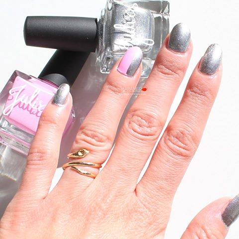 Nail Your Mani! How To Paint Your Nails Like A Pro| Julisa.co