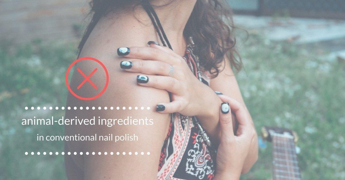 What is vegan nail polish | Julisa.co