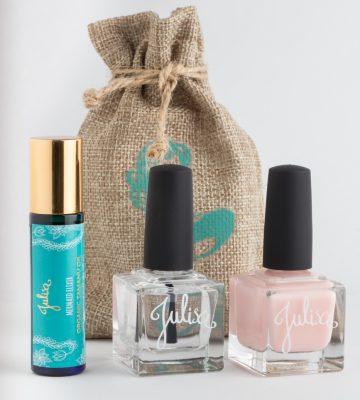 Nail Care Set: Roll-on Mermaid Elixir 10ml & Nail Polish Duo