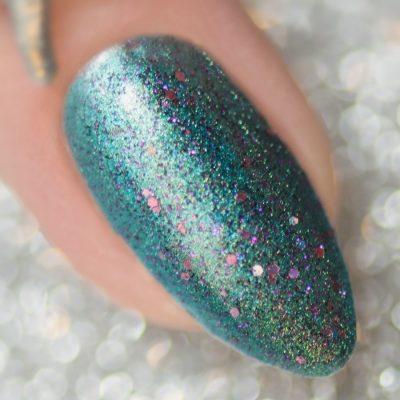 Ghost Cactus vegan 5-free nail polish | Julisa.co