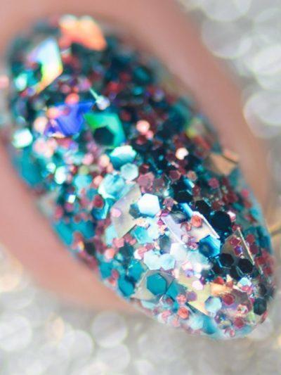 Midnight Eyes vegan 5-free nail polish | Julisa.co