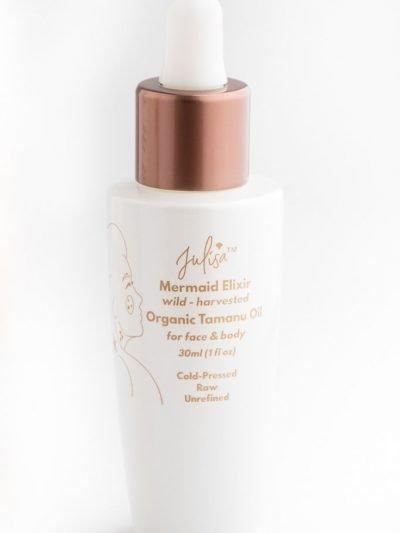 Julisa Mermaid Elixir Organic Tamanu Oil 30ml JULISA.co
